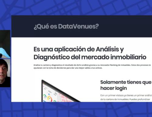 Webinar Novedades DataVenues 4.0